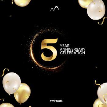 Media Panache's 5 Year Anniversary